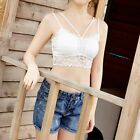 Sexy Female Lace Strap Padded Women Underwear Tops Camisoles Chest Shirt