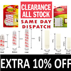 Command Strips Adhesive Damage Free Wall Poster Hanging Picture Frames Photos ™️