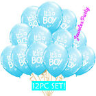 ITS A BOY BABY SHOWER BALLOONS PARTY DECORATION SUPPLY ONE GENDER REVEAL GIRL