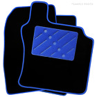 Iveco Daily (2014+) Tailored Car Floor Mats Black (Q)