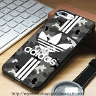 NEW Grey Camo Adidas Cover iPhone 5,6,7,8,X,XR,XS,XS Max, Samsung Plus Note Case