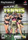 Outlaw Tennis (PlayStation PS2) *Disc Only* Tested Fully Resurfaced