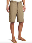 "Columbia Men's Ultimate Roc Shorts size 30 Waist Flax Color Rugged 11"" Inseam"