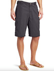 Columbia Men's Ultimate Roc Shorts size 30 Waist Grill Gray