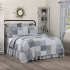 SALE - SAWYER MILL BLUE Farmhouse Quilt & Choose Your Set Accessories ALL SIZES image