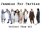 Внешний вид - Jammies for Parties Animal Pajamas for Adult Unisex Cosplay Costume Plush