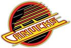 "Vancouver Canucks Retro Color Die Cut Vinyl Decal - You Choose Size 2""-42"" $3.79 USD on eBay"