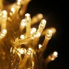 20 30 100 LED Battery Powered String Fairy Lights Xmas Party Home Bedroom Decor