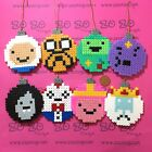 Adventure Time Christmas Pixel Baubles