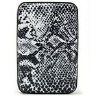 Miami CarryOn RFID Wallet, Secure Aluminum Card Holder - Prevent Identity Theft