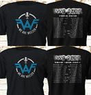 New WEEZER Band Tour 2018 2019 Black T-Shirt S-4XL
