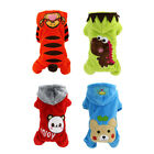 Внешний вид - Halloween Winter Cat Dog Costume Jumpsuit Small Pet Puppy Coat Hoodie Apparel