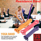 Latex Elastic Resistance Band Pilates Tube Pull Rope Gym Yoga Fitness Equipment