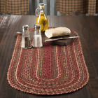 Внешний вид - Cider Mill Oval Jute Braided Country Cottage Table Runners 3 sizes