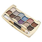 12 Colors Professional Nude Matte Mix Eyeshadow Palette Makeup Beauty Cosmetics