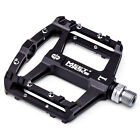 MEETLOCKS MTB Bike Bicycle Pedals Flat/Platform Sealed Bearing Pedals 9/16""