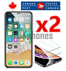 Premium Tempered Glass Screen Protector For iPhone X / XS / 11 Pro (2 PACK)