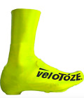VeloToze Shoe Cover Waterproof Overshoes Long Tall Standard or MTB Black Yellow