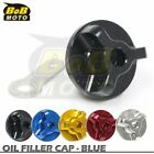 Oil Filler Cap Cup CNC x1 For Triumph Baby Speed