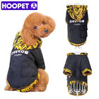 Pet Dog Cat Puppy Sweater Hoodie Coat For S-XL Pet Dog Warm Costume Apparel New