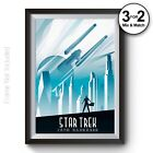 Star Trek Wall Art - Into Darkness - Alternative Movie Poster Fine Art Print on eBay