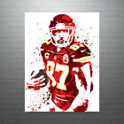 Travis Kelce Kansas City Chiefs Poster FREE US SHIPPING $15.0 USD on eBay