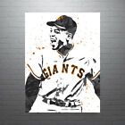 Willie+Mays+San+Francisco+Giants+Poster+FREE+US+SHIPPING