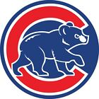 Chicago Cubs MLB Color Die Cut Vinyl Decal Sticker - You Choose Size on Ebay