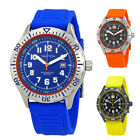 Nautica NSR 105 Silicone Men's Watch - Choose color