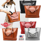 YOLANDO Women Leather Bags Handbag Shoulder Hobo Purse Messenger Tote Bag T0040 image