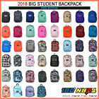 JANSPORT BIG STUDENT BACKPACK ORIGINAL 100% AUTHENTIC SCHOOL BOOK BAG LAPTOP