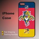 AR# Hockey Team Florida Panthers New Case Cover iPhone 4s 5s 5c se 6 6s 7 8 X $16.88 USD on eBay