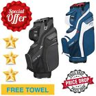 Callaway ORG 14 Golf Trolley Cart Bag + FREE TOWEL