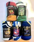 "NHL SOFT FLEECE THROW 50""x 60"" STADIUM BLANKET NEW HOCKEY - PICK YOUR TEAM $19.99 USD on eBay"