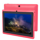 7  Inch Android Tablet 4/8GB Quad Core 4.4 Dual Camera Bluetooth WIFI Tablet US