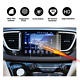 2017 2018 Chrysler Pacifica Hybrid Uconnect Touch Screen Car Display Navigation