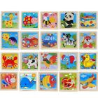 Kids Toy Wood Puzzle Wooden 3D Puzzle for Children Kids Cartoon Educational Toy