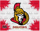 NHL - Ottawa Senators Logo Canvas Hockey Team Logo $59.00 USD on eBay