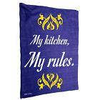 Kitchen Cooking Tea Towels - My Kitchen My Rules - Cooking Cleaning