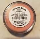 MICA BEAUTY COSMETICS MINERAL BLUSH **CHOOSE YOUR SHADE**