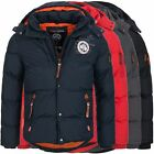 Geographical Norway Jacke Herren Winter Parka Winterjacke Outdoor warm Venise