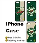 Black Case Cover For iPhone Minnesota Wild Hockey Teams NHL League $19.49 USD on eBay