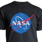 "Nukular T-Shirt Motiv ""NASA Logo"" Weihnachten Strick Ugly Christmas Sweater"