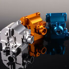 1/10 Hobby Rc Car Parts Metal Front Rear Gearbox For Hsp 94122 94166 94155