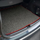Renault Megane Estate Boot Mat (99 - 02) Anthracite Tailored [two niches]