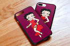 Hot! Betty Boop Cute Kiss Hard Case Cover for iPhone And SAMSUNG $13.27 CAD on eBay