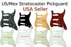 3Ply Pickguard For Fender USA/MIM Stratocaster Strat Electric Guitar SSS 11Hole