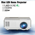 Mini LCD Wireless Home Theater Video Projector Portable Android WiFi Bluetooth