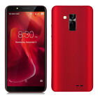 "6.0"" Android 8.0 Smartphone 4+32GB Quad Core Cell Phone GPS Dual SIM 3G"