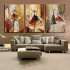 Ballet Dancer Oil Painting Canvas Wall Art Home Decor Hand Painted UNFRAMED  art